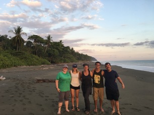 Costa Rica Field Team