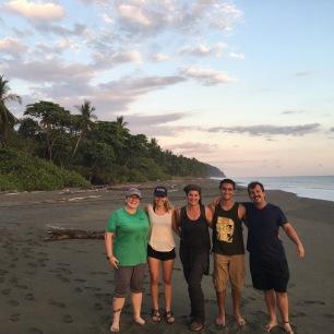 Costa Rica Field Team