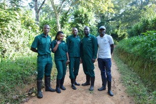 Kibale Field Team